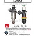 300cc ASNU Honda J-Series ('98-'03) Injector Sets (High-Z)